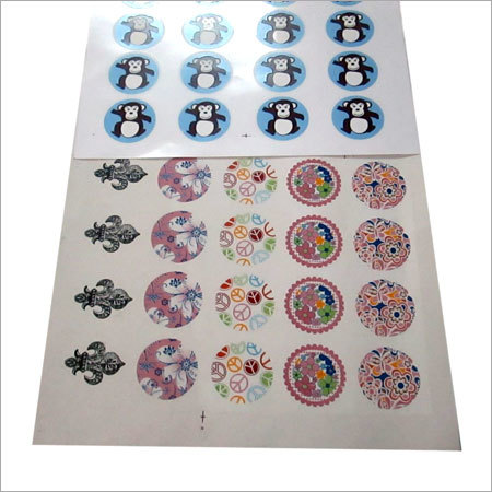 Glass Transfer Stickers