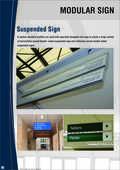 Modular Signage