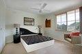 Dubble bed white black