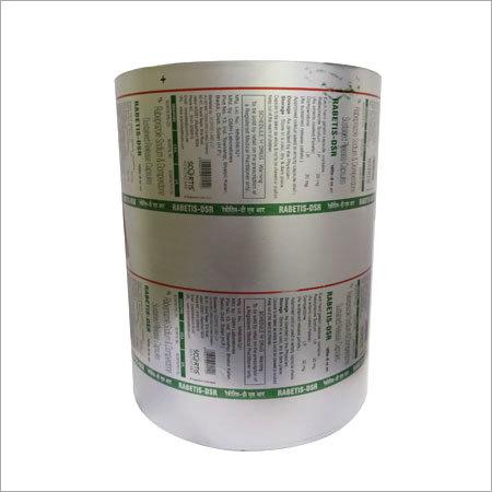 Blister Foil Packaging