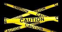 Caution Safety Tape