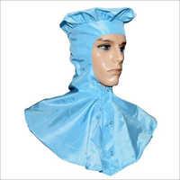 Blue ESD Hood