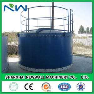 Bolted Cement Silo