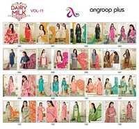 ANGROOP PLUS Straight Salwar Kameez Wholesale
