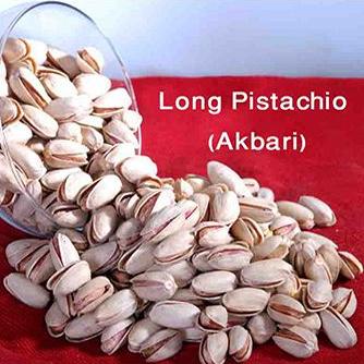 Akbari Long Pistachio