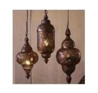 Moroccan Antique Lamp Collection