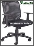 Netted Executive Chair