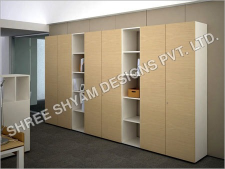 Office Storage Unit Reception