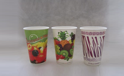 Extrusion Coated Cups