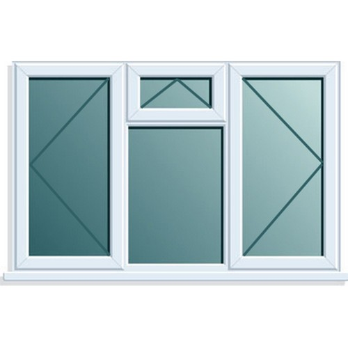 Modular UPVC Windows