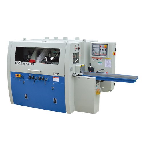 HC418E Industrial Four Side Planer Machine