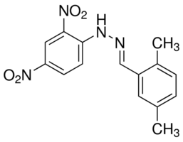 2,5-Dimethylbenzaldehyde-2,4-DNPH