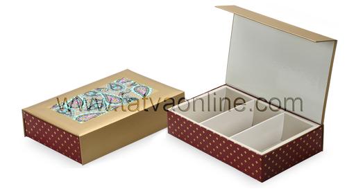 Dry Fruit & Chocolate Box