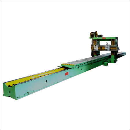 Rail Planer Machine