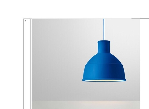 Beautiful Pendant Lamp Collections