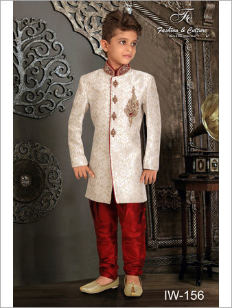 Kids Sherwani Suits