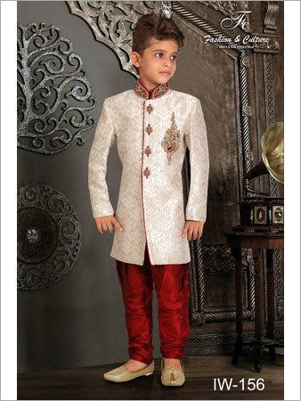 Kids Sherwani Suits