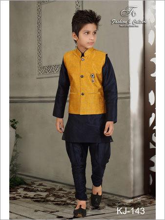 Traditional Kids Sherwani