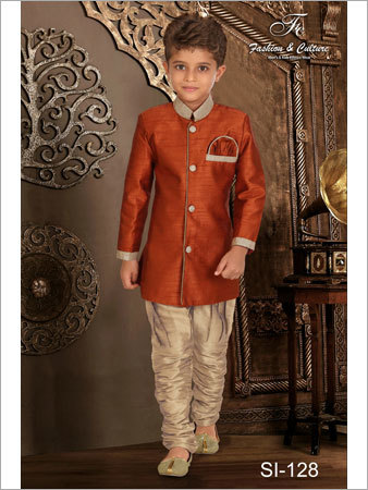 Fashionable Kids Indo - Western Sherwani