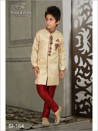 Kids Indo-Western Sherwani