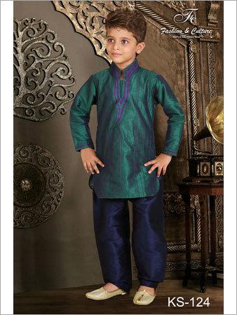 Kids Ethnic Kurta Pyjama