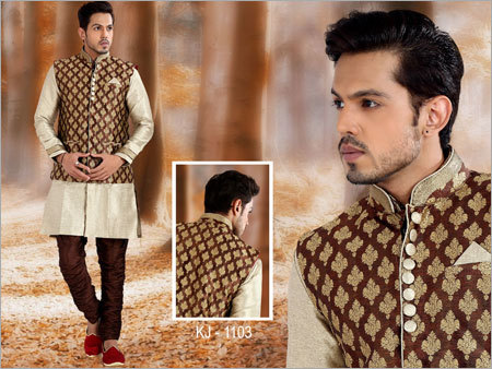 Traditional Kurta Jacket