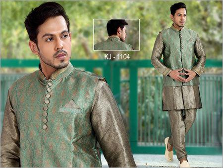 Designer Indo-Western Kurta Jacket