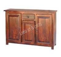 Contemporary Wooden Sideboard
