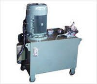 Two Wheeler Hydraulic Power Pack