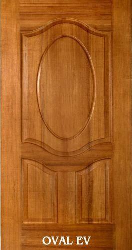 Engineered Veneer Moulded Panel Doors
