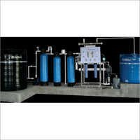 Drinking Water Softening Plant
