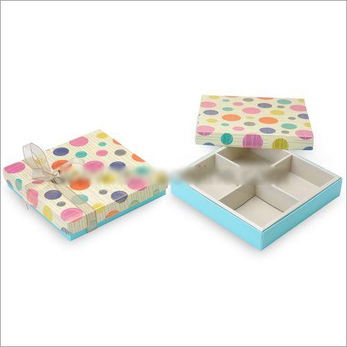 Foldable Dry Fruit Boxes