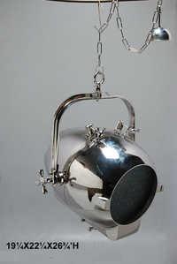Aluminium - Brass Focus Light