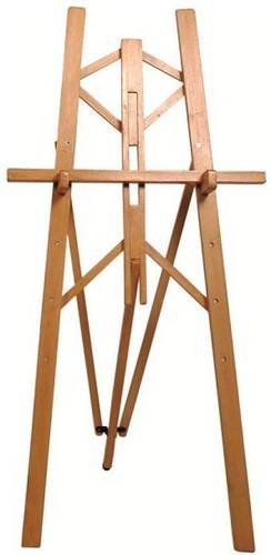 Wooden Tripod Easel Stand