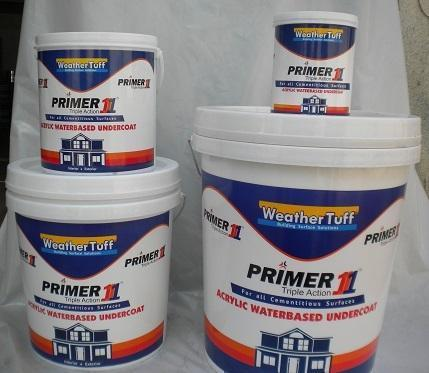 Wall Primers Interior Exterior