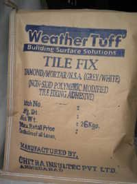 Cementitious Tile Adhesive