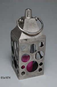 Aluminium Lantern