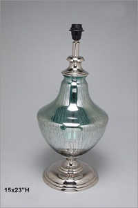 Glass Table Lamps
