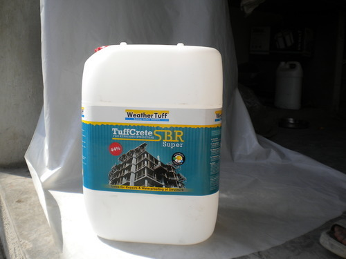 Latex Base Waterproofing Coating