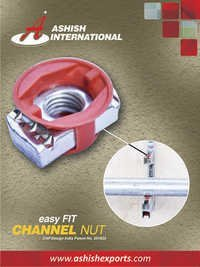 Easy Fit Channel Nut
