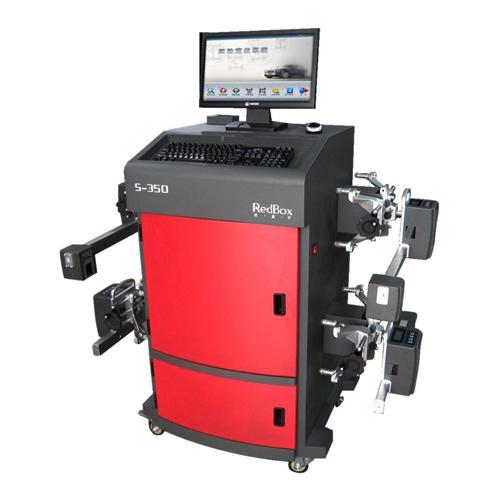 Computerized Wheel Alignment Machine