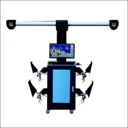 3D Computerized Alignment Machine