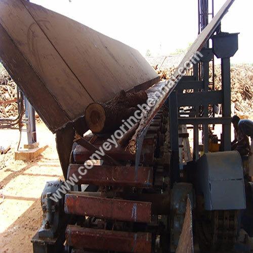 Wood Chip Handling System