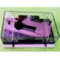 Paper Strip Electrophoresis App Horizontal