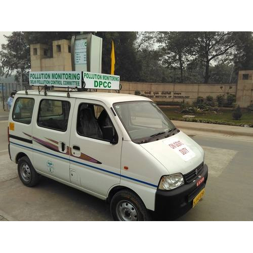 Air Quality Monitoring Van