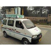 Air Quality Monitoring Van