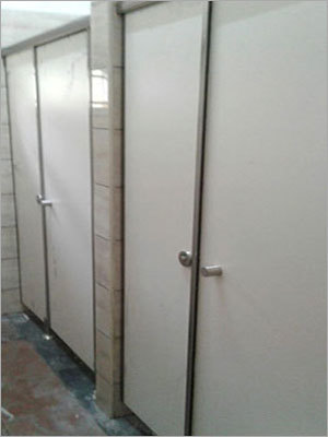 Prefabricated Toilet Cubicles