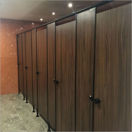 Toilet Wooden Cubicles
