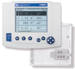 BOD,COD,TSS,PH Monitoring System