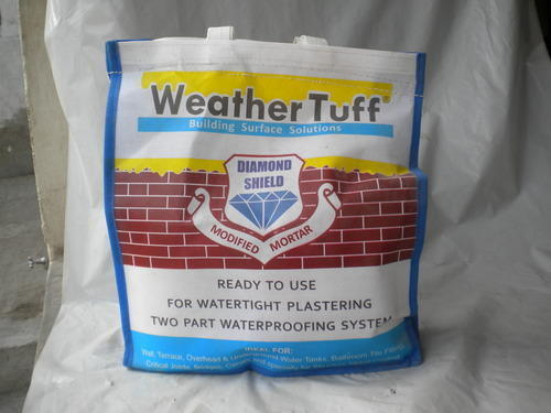 Cement Based Water Proofing Undercoats